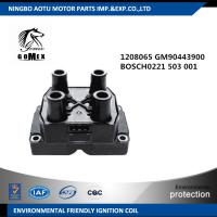 Buy cheap Car Ignition Coil Unit 1208065 GM 90443900 BOSCH 0221503001 , ignition parts product