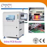 ESD Safe Brush Inline PCB Router PCB Separator With Supper Visual System Manufactures