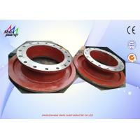 Buy cheap Solid Suction Transfer Pump Spare Parts For Slurry Pump,, Suction Cover from wholesalers