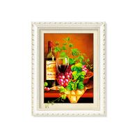 Wholesale Home &Office Decoration 5D Pictures Of Beautiful Flowers And Plants Design Printing from china suppliers