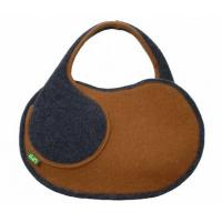 Felt small cosmetic bag have 7 colors Manufactures
