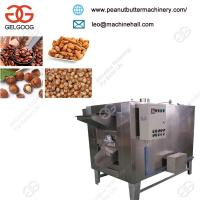 Buy cheap Factory Price Stainless Steel Commercial Cocoa Bean Roasting Machine  Drum Type for Sale from wholesalers