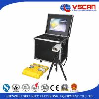 Buy cheap Mobile AT3000 Under Vehicle Scanning Equipment UVSS / under vehicle monitoring from wholesalers