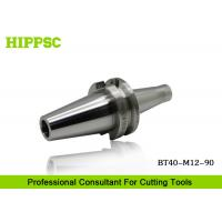 High Precision Hydraulic Tool Holder / CNC Machine Tool Holders With BT40 Spindle