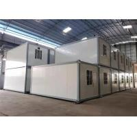 Buy cheap Comfortable Prefabricated Container House / Prefab Shipping Container Homes from wholesalers