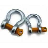 Buy cheap G209 US Type Bow Shackle with Screw Pin, screw pin anchor shackle from wholesalers