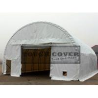 Wholesale 9.15m(30') Wide ROUND TRUSS, Dome Fabric Building, Warehouse Tent from china suppliers