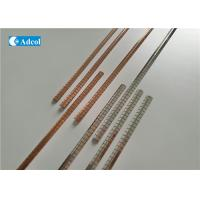 Wholesale Soft EMI Shielding Products Folded Finger Contact Fingerstock , SMC Shield Finger from china suppliers