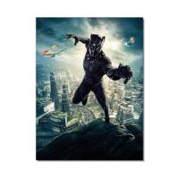 Wholesale Eco - Friendly 3D Lenticular PS Board Movie Poster 1M *50CM CMYK UV Printing from china suppliers