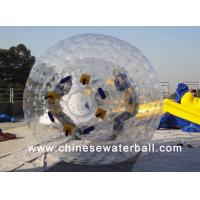 Buy cheap Two player  zorb ball from wholesalers