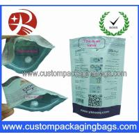 Buy cheap Moisture Proof Foil Plastic Coffee Bag Packaging With Ziplock For Cookies from wholesalers
