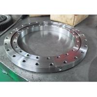 Buy cheap turnplate turntBoring machine slewing bearing, Tunnel boring machine slewing ring, swing ring from wholesalers