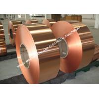 Wholesale 300mm Width Bronze Foil Roll , Round Edge Conductive Copper Foil Tape from china suppliers