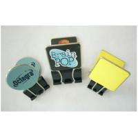 Buy cheap Customized binder clips from wholesalers