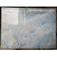 Buy cheap Decorative Blue Sky Onyx Slabs & Tiles product