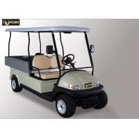 Buy cheap Colorful Motorised Utility Club Car Golf Buggy For Food / House Transportation from wholesalers