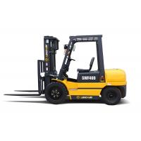 Buy cheap Four Ton Diesel Forklift 60.3KW/2450rpm Rated Power Mitsubishi Engine from wholesalers