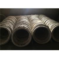 Buy cheap Professional 2.4mm Electro Galvanized Steel Wire Rope For Weaving Mesh from wholesalers