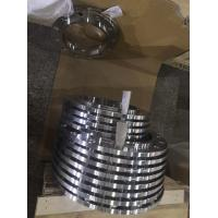 Buy cheap SOFF ANSI / AWWA C207 / C228 CLASS D Steel Flanges ASME ASTM BS DIN 14 170 - 150PSI from wholesalers