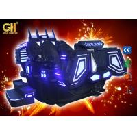 Wholesale 7000W Virtual Reality Movie Theater 9D Simulator For Amusement Theme Park from china suppliers
