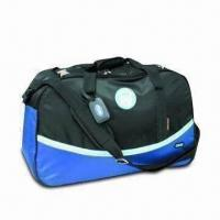 Wholesale Sports Bag, Available in Black, Measures 23x14x9.5-inch from china suppliers