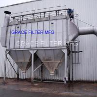 Buy cheap Industrial Pulse Jet Baghouse Dust Collection Filter Bags In Cement Plant from wholesalers