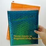 Buy cheap Flat Envelopes Zip lock Bubble Bag, Low Price Most Popular Bubble Slider Bag,Plastic PE Material Mailer Slider Air Ziplo from wholesalers