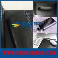 Buy cheap real carbon fiber pu coating leather from wholesalers
