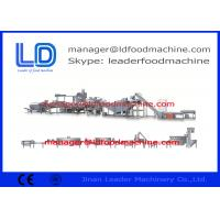 Buy cheap Industrial Electric Fried Automatic Potato Chips Making Machine / Extruded Snacks Machinery from wholesalers