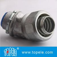 Buy cheap Malleable Iron Liquid Tight Connector Flexible Conduit And Fittings from wholesalers