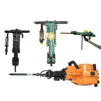 Wholesale Energy Saving Air Leg Rock Drill , Pneumatic Hand Drill With Long Service Life from china suppliers