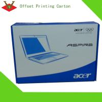 Buy cheap Sturdy decorative paper printed electronic product package boxes from wholesalers