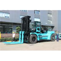 900mm Load Center 30 Ton Forklift , Container Big Forklift Trucks For Airports