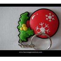 Buy cheap high quality customized promotions gift 3D soft PVC keychain/keyring from wholesalers