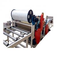 Buy cheap Gypsum Board Glue Coating PVC And Aluminum Foil Lamination Machine Price from wholesalers
