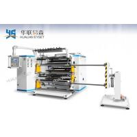Buy cheap PVC PE OPP PET Stretch Film Slitting Rewinding Machine for Apparel Beverage from wholesalers
