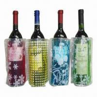 Wholesale Wine Cooler Bags, Eco-friendly, Available in Various Sizes and Colors from china suppliers