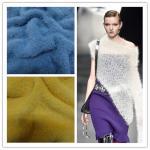 Buy cheap wholesale wool fancy machine knitting feather eyelash in 2CM 4CM FUR knitting sweater yarn from wholesalers