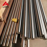 Quality Polished Dia 6mm 50mm ASTM B348 Titanium Alloy Rod for sale