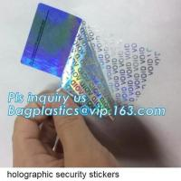 Buy cheap Sliver Self Adhesive Void Sticker Label,Removed Label Custom Best Price High Quality Void Label Sticker Open Void Securi from wholesalers