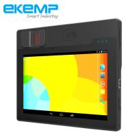 Buy cheap Rugged Android Tablet with Iris Scanner For Biometric SIM Card Registration, EKYC from wholesalers