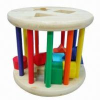 Buy cheap Building Set, Wooden Toys, Wooden Blocks from wholesalers