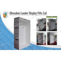Supermarket Sidekick Display , Wall Hanging Display Stand With Hooks Manufactures