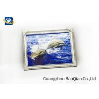 Buy cheap PP / PET Material 3D Lenticular Pictures Art Picture Framed Customized Photo from wholesalers