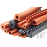 Buy cheap Durometer Car Epdm Rubber Seal Extrusions 70 With Antifreeze Surface from wholesalers