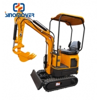 Buy cheap Xcmg Compact Hydraulic XE15U Mini Crawler Excavator For Farm from wholesalers