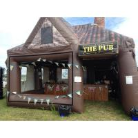 Buy cheap Outdoor Activity Inflatable Lawn Tent Pop Up Inflatable Bar For Fun from wholesalers