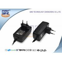 China EU Plug AC DC Switching Power Supply Wall With GS Certificate on sale