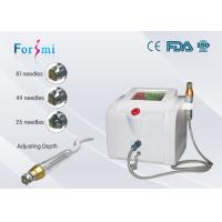 Buy cheap Best price high frequency fractional micro needle rf machine for skin tightening from wholesalers