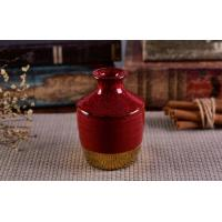 Wholesale Red Luxury Ceramic Aroma reed diffuser bottles bulk For Wedding Decoration from china suppliers